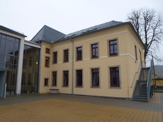 Messung Sprachschule Sörnewitz